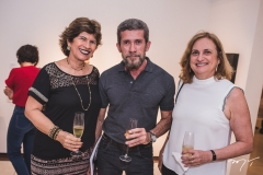 marilena carvalho, Pedro Boa Ventura e Beatriz Diogenes