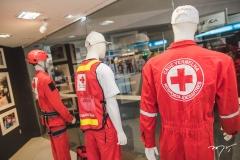 Abertura de exposição da Cruz Vermelha Brasileira