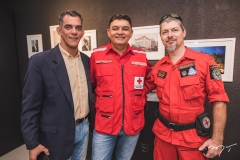 Rodrigo Vieira, Francisco Lelis e Araújo Júnior