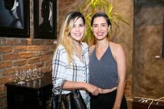 Nathalia Texeira e Alice Frota