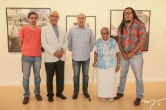 Alex Baradel, Gilberto Sá, Silvio Frota, Franci De Sousa e Tacun Lecy (5)