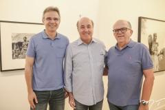 Eraclito Vieira, Silvio Frota e Fernando Ximenes  (2)