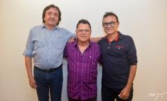 Bastos, Sebastião de Paula e Edson Almeida