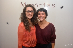 Clara Machado e Cris Soares