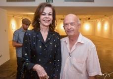 Gláucia Andrade e Nauer Spidler