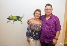 Ivonete e Sebastião de Paula