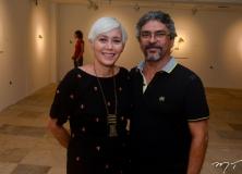 Isabele de Moraes e Carlinhos Crisóstomo