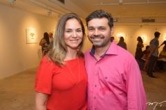 Jaqueline Cavalcante e Maximiano Arruda