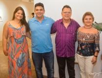 Narla e Wendel Medeiros, Sebastião e Ivonete de Paula