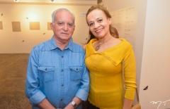 Sérgio Lima e Helena Brandão
