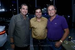 Kalil Otoch, Naldinho Sales e Silvino Cabral