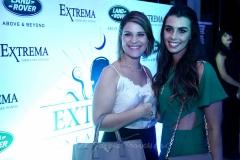 Mila Bitencourt e Camila Moreira