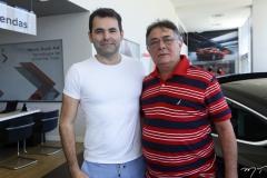 Alan Bezerra e João Batista