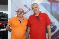 Carlos Barreira e André Azevedo