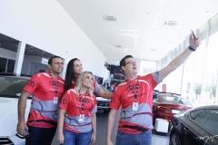 Equipe Audi Center Fortaleza