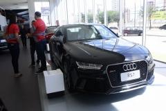 FeijoAudi na Audi Center Fortaleza