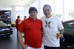 George Lima e Marcos Torres de Melo