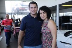 Máximo e Raquel Carvalho