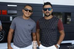 Marcelo Rick e Fabiano Gomes