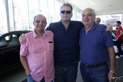 Raimundo Júnior, Júlio Ventura e Roberto Costa