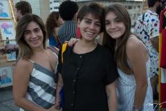 Ana Cristina, Taís e Letícia Esmeraldo