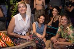Clara Dourado, Lorena Delfino, Lia Ciarlini e Bia Guedes
