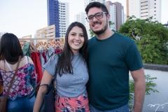 Loren Gomes e Mateus Sampaio