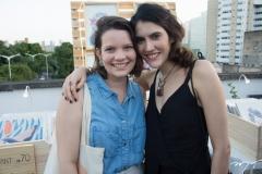 Lorena Delfino e Lia Ciarlini