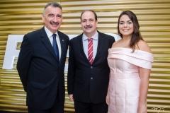 Artur Bruno, Paulo André e Marina Holanda