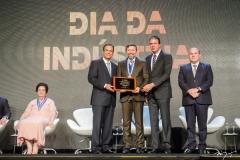 Beto Studart, Élcio Batista, Camilo Santana e Roberto Cláudio