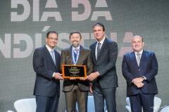 Beto Studart, Élcio Batista, Camilo Santana e Roberto Claudio