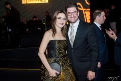 Camila Benevides e Paulo José