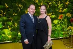 João Ariston e Helen Pessoa