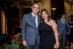 José Dias e Liziane Dias