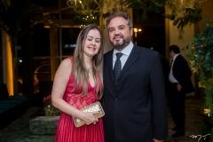 Liana Fijita e Tomaz Rocha