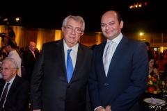 Roberto Macedo e Otilio Ferreira