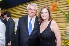 Roberto Macedo e Roseane Medeiros