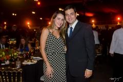 Samanta e Luiz Antônio Miranda