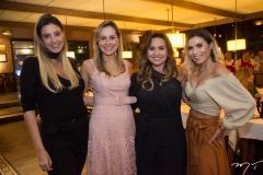 Carol Mello, Talyzie Mihaliuc, Socorro Medeiros E Grazi Nogueira