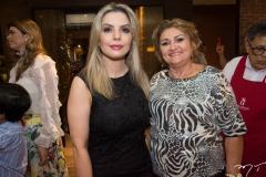 Sheline Barroso E Vera Costa