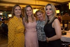 Debora Moreira, Talyzie Mihaliuc, Vera Costa E Sheline Barroso