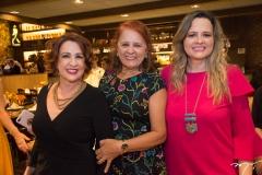 Eloisa Macedo, Fátima Duarte E Michele Sampaio