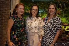 Fátima Duarte, Cândida Figueiredo E Ana Cláudia Canamary