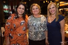 Flávia Castelo, Vera Costa E Cristina Montenegro