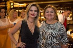 Germana Cavalcante E Vera Costa