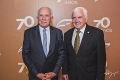 Adalmir Santana e João Vicente