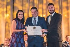 Ana Cláudia Martins, Fabio Zech e Rodrigo Leite