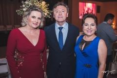 Eliana Bittencourt, Maurício Filizola e Regina Pinho