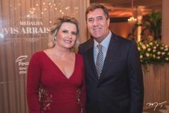 Eliana e Luiz Gastão Bittencourt