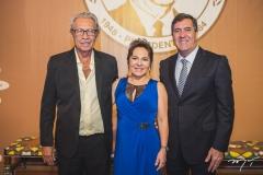 Espedito Seleiro, Regina Pinho e Luiz Gastão Bittencourt